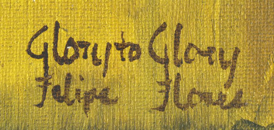 felipe flores's Signature