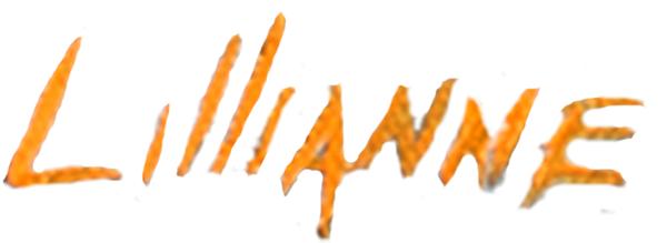 Lillianne Ruiz's Signature