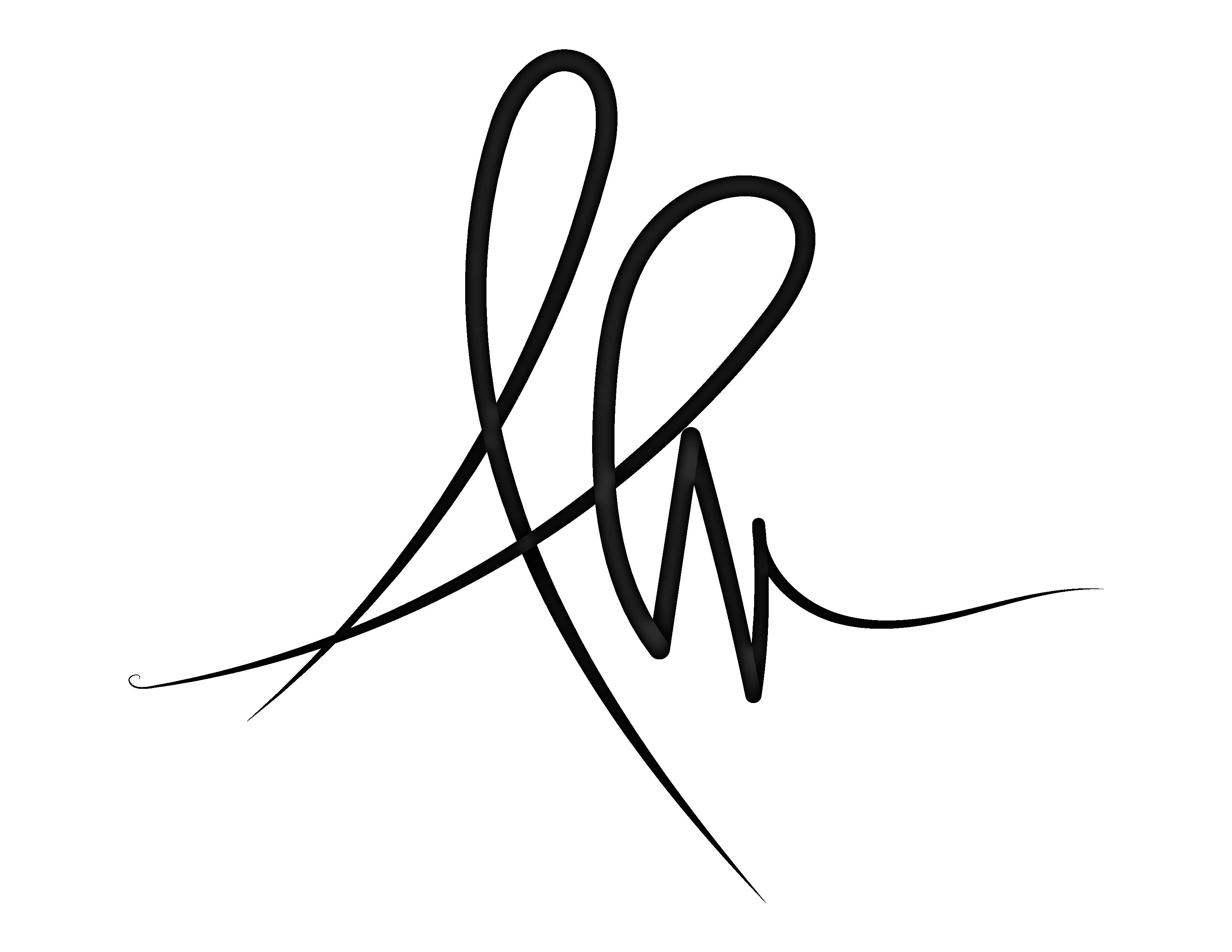 Austin Millsap's Signature