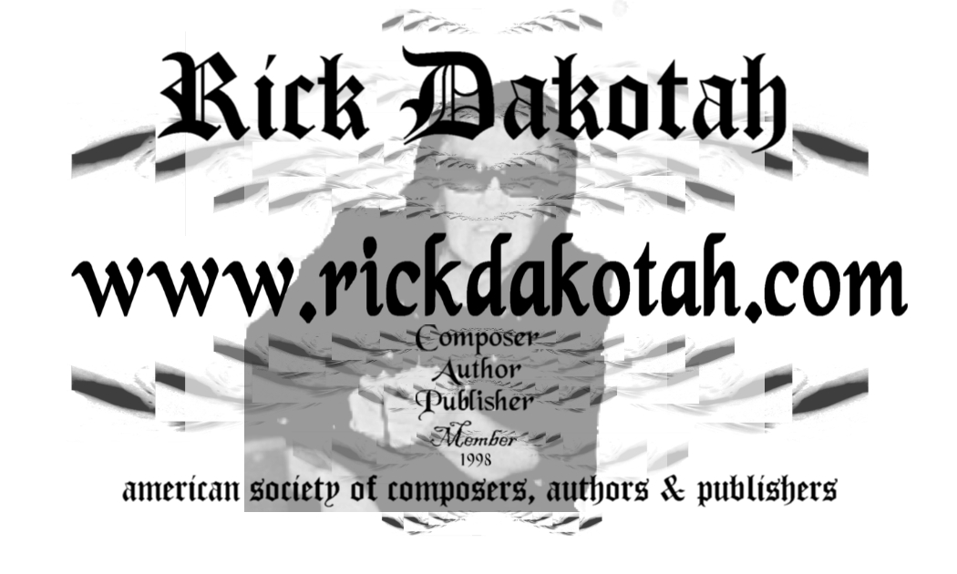 Rick Dakotah's Signature