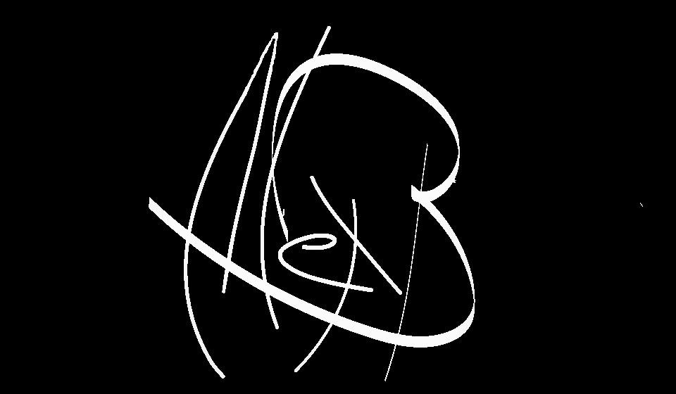 Alexandre Berthiaume's Signature
