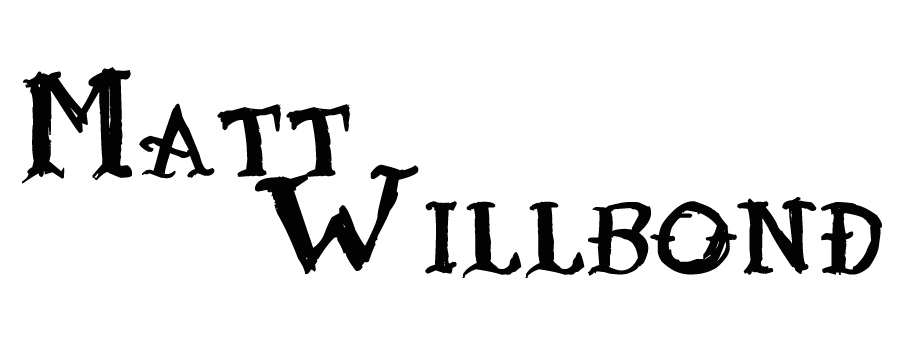Matt Willbond's Signature