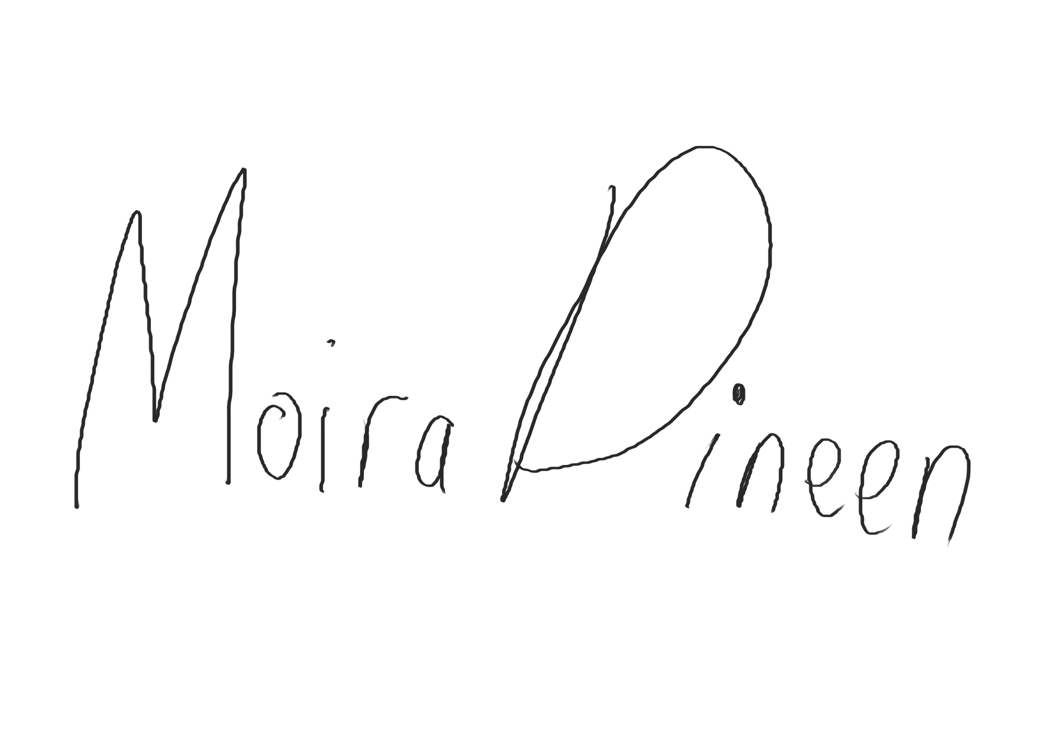 Moira Dineen's Signature