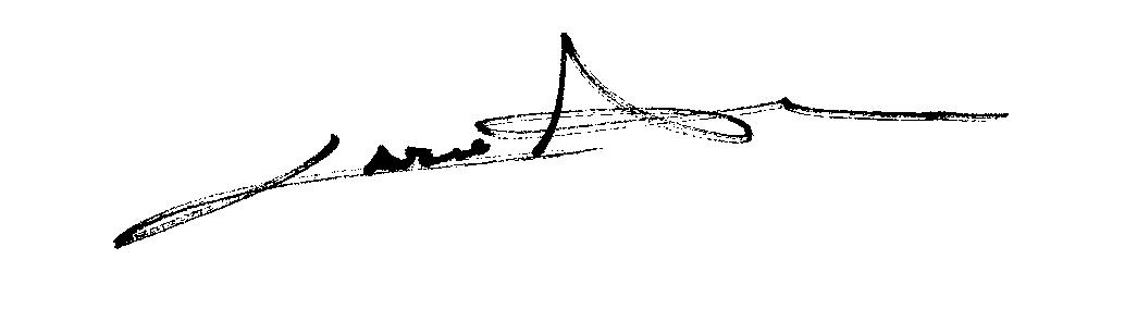 Carlo Armendariz's Signature