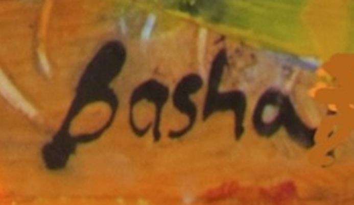 Basha Maryanska's Signature