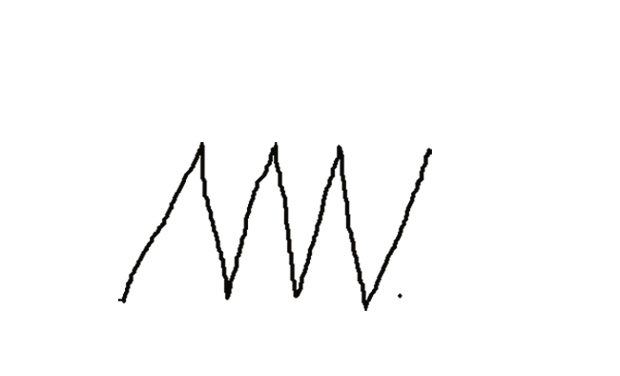 Maeve Wright's Signature