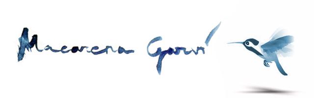 Macarena Garví's Signature