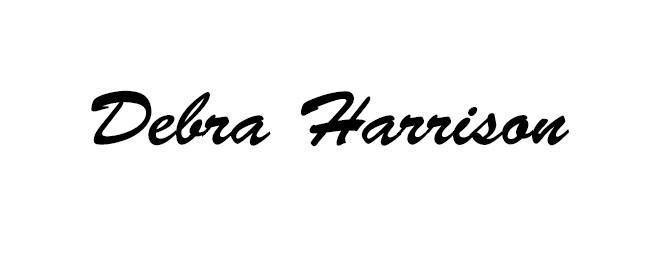 Debra Harrison's Signature