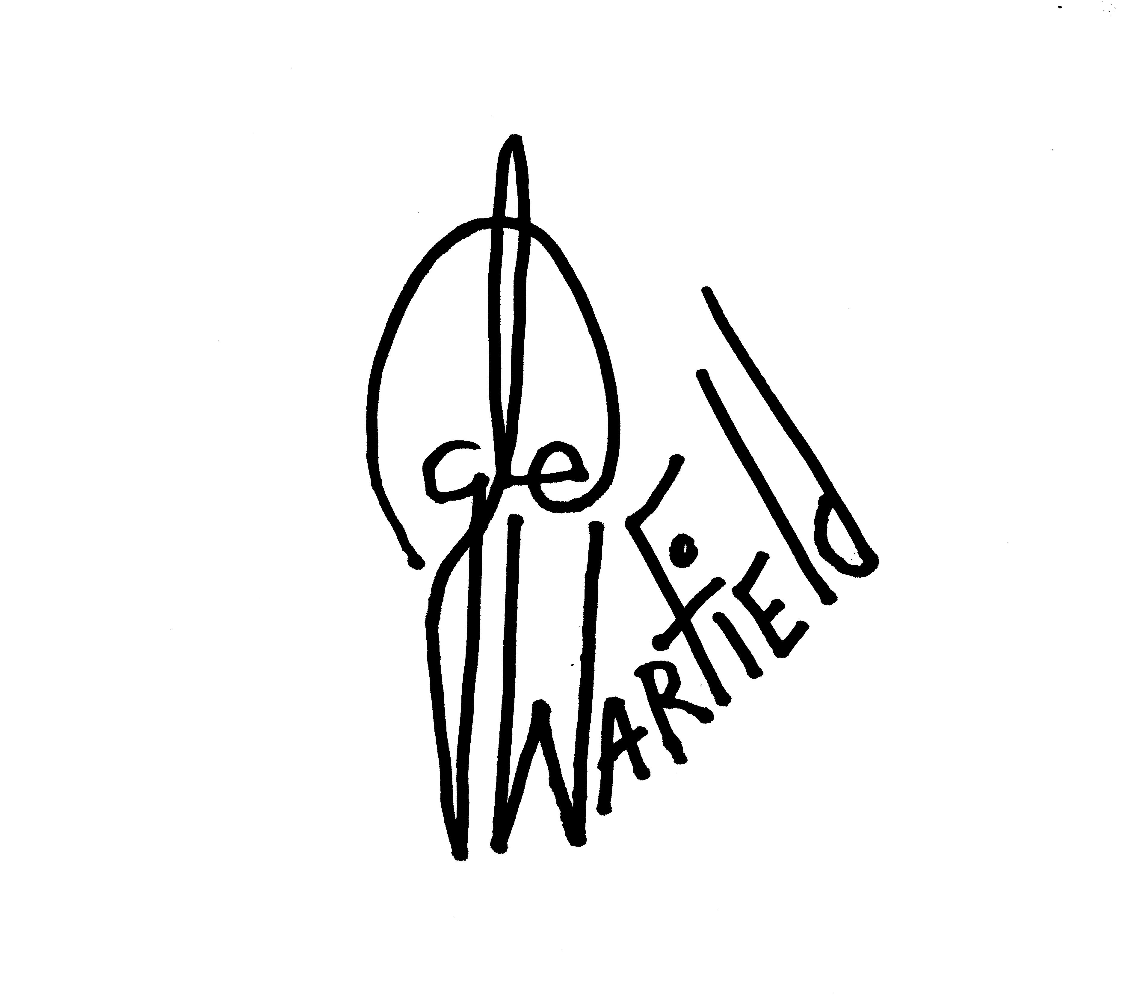 Ogle Warfield's Signature