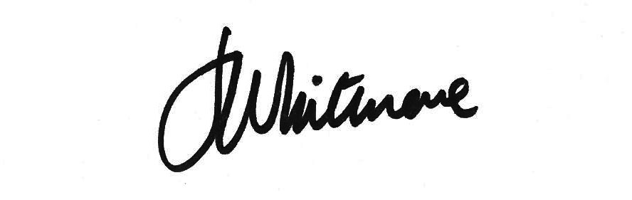 Jillian Whitmore's Signature
