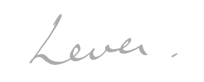 Roger Lever's Signature