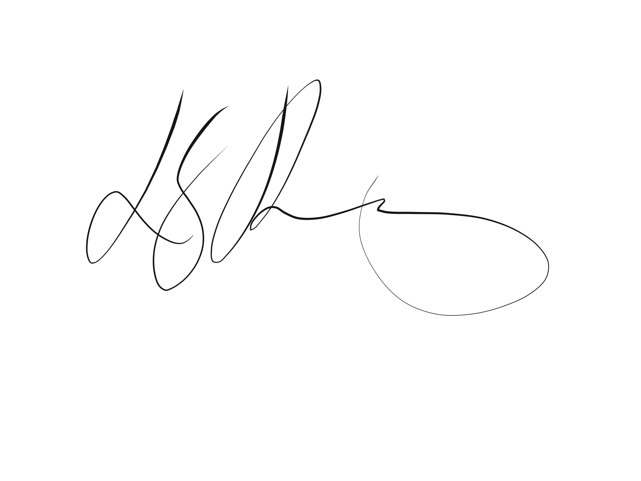 Lyn Hurring's Signature