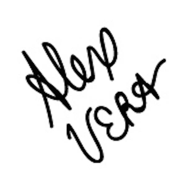 Alex Vera's Signature