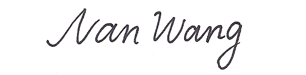 Nan Wang's Signature