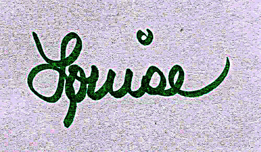 Louise Walden's Signature
