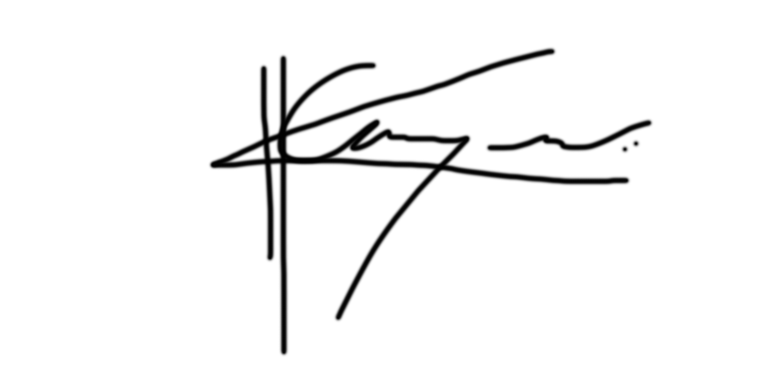 Ganga Kadakia's Signature