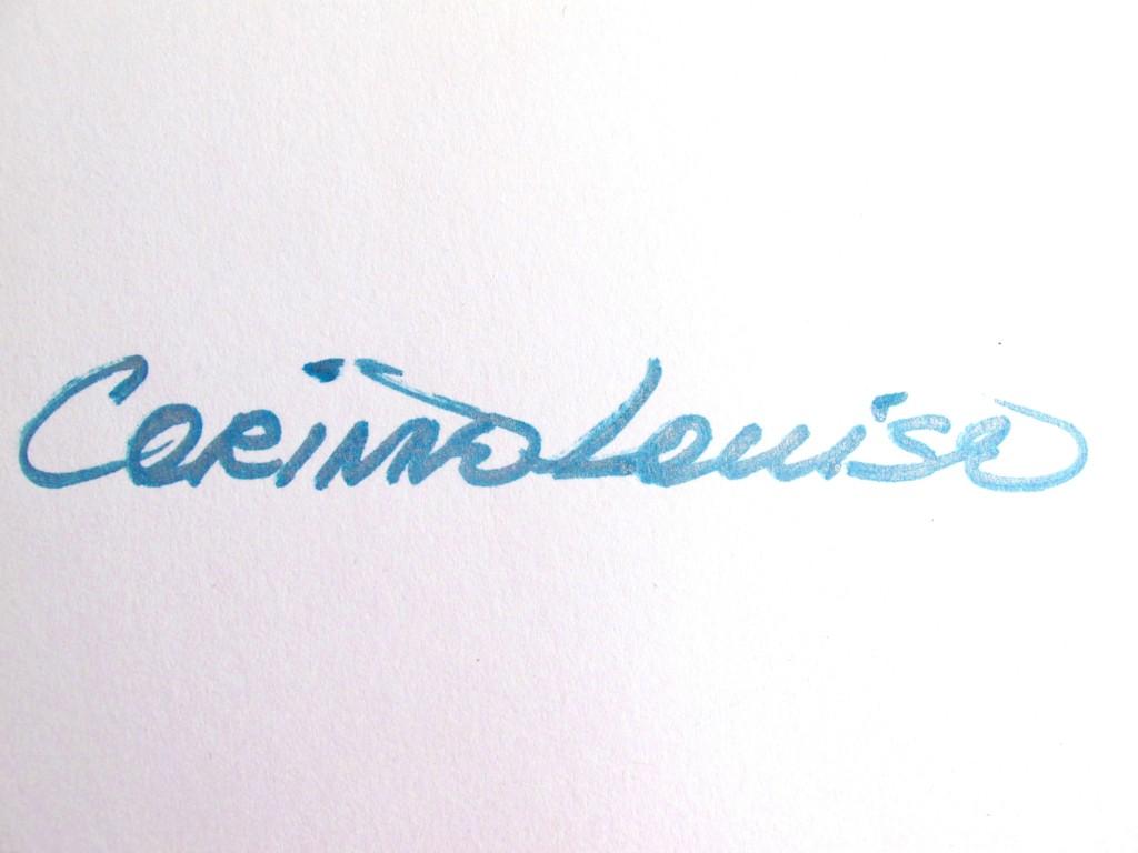 Corinne Louise's Signature