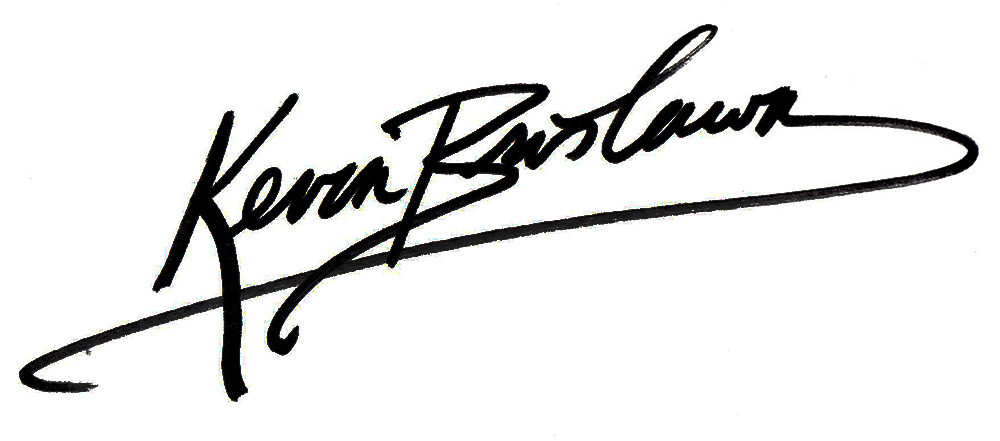 Kevin Brislawn's Signature