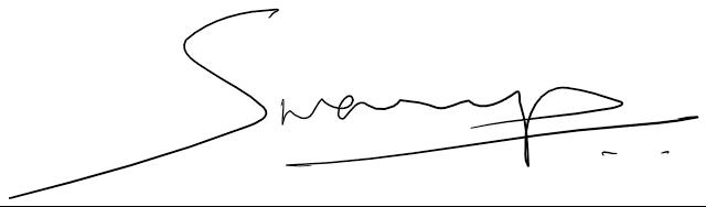 sanketi's Signature