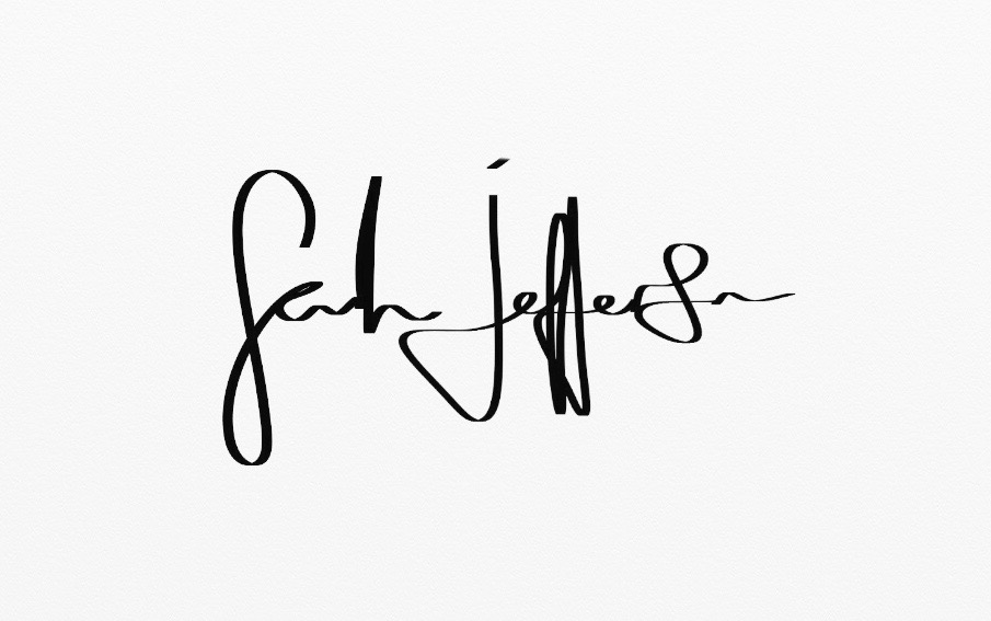 Sarah Jefferson's Signature