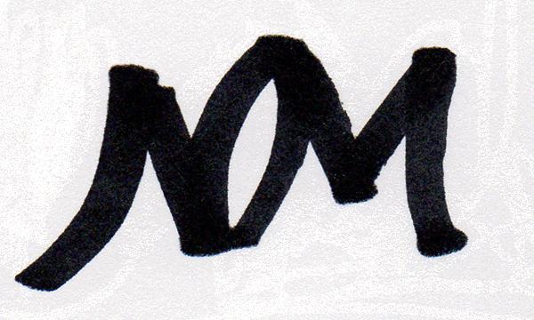 Niki Mitz's Signature