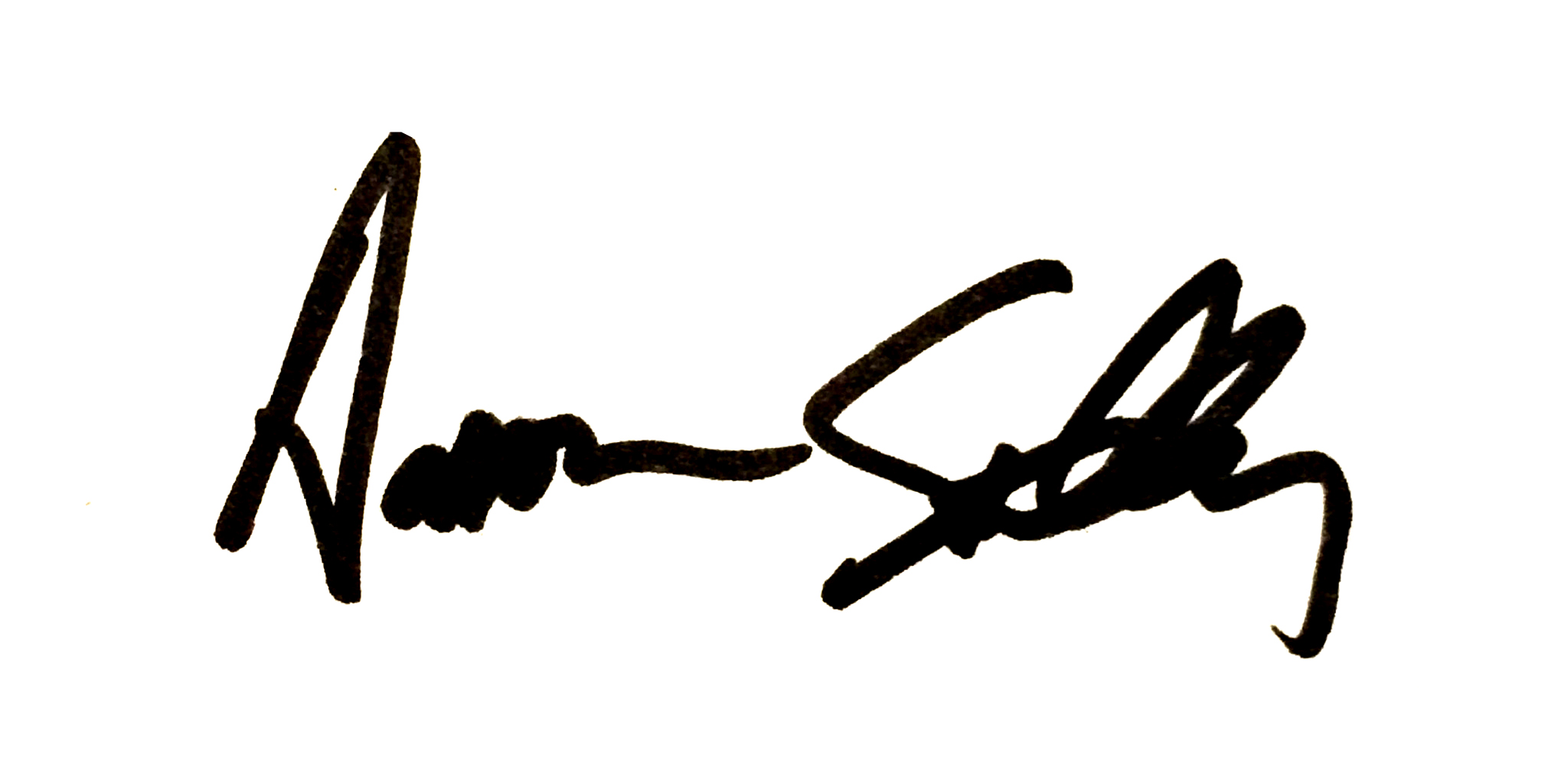 Aaron Stilley's Signature
