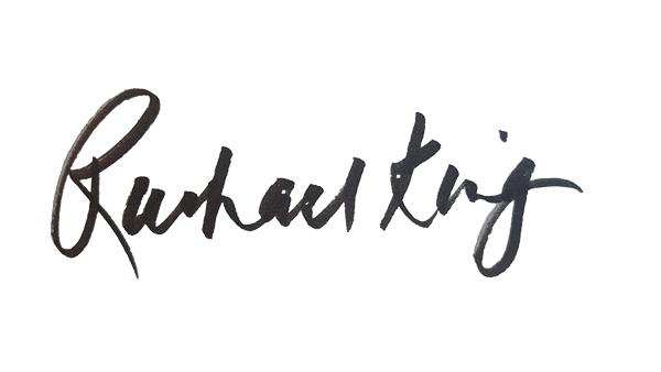 Rachael King's Signature