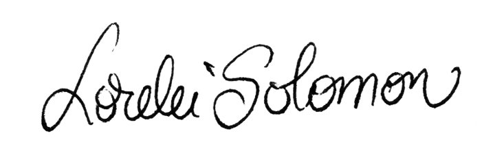 Lorelei Solomon's Signature