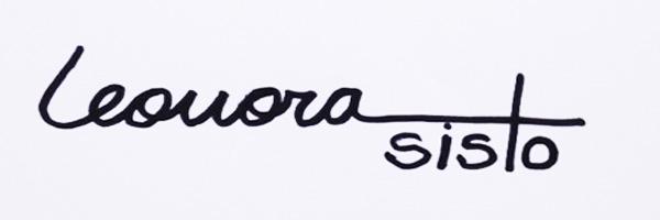 Leonora Sisto's Signature