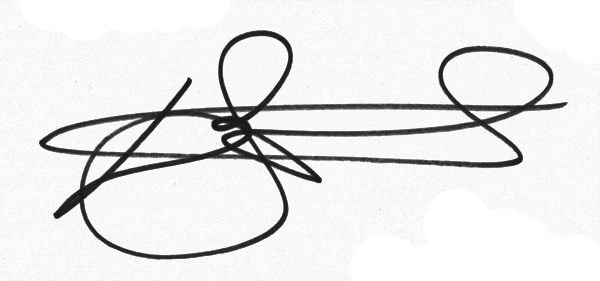 Lauren Stout's Signature