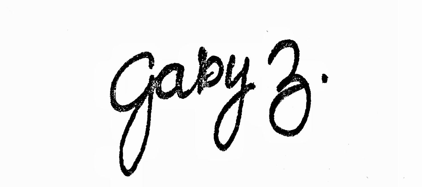 Gaby Zlocki's Signature