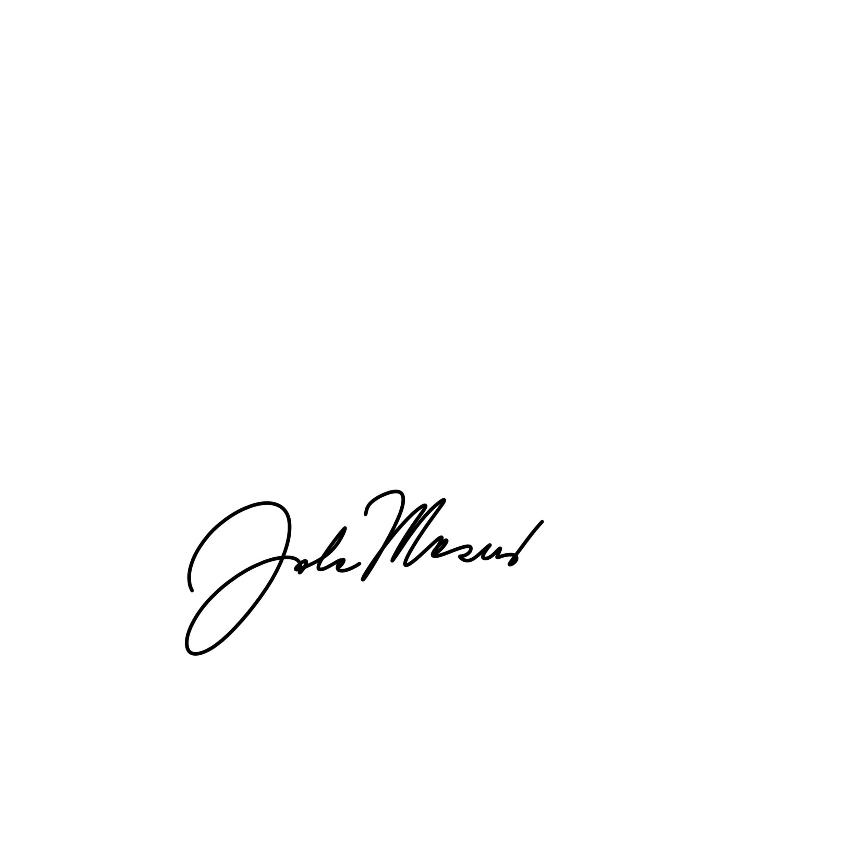Jola Mazur's Signature