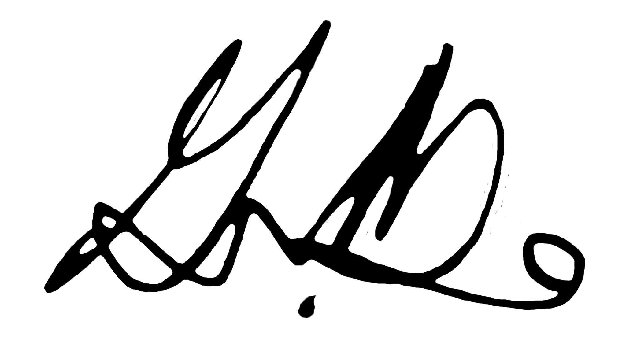georginna Deros's Signature