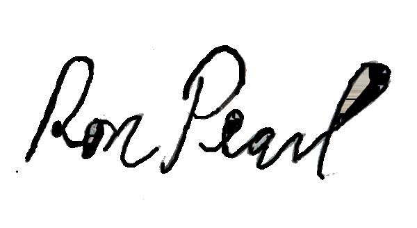 Ron Pearl's Signature