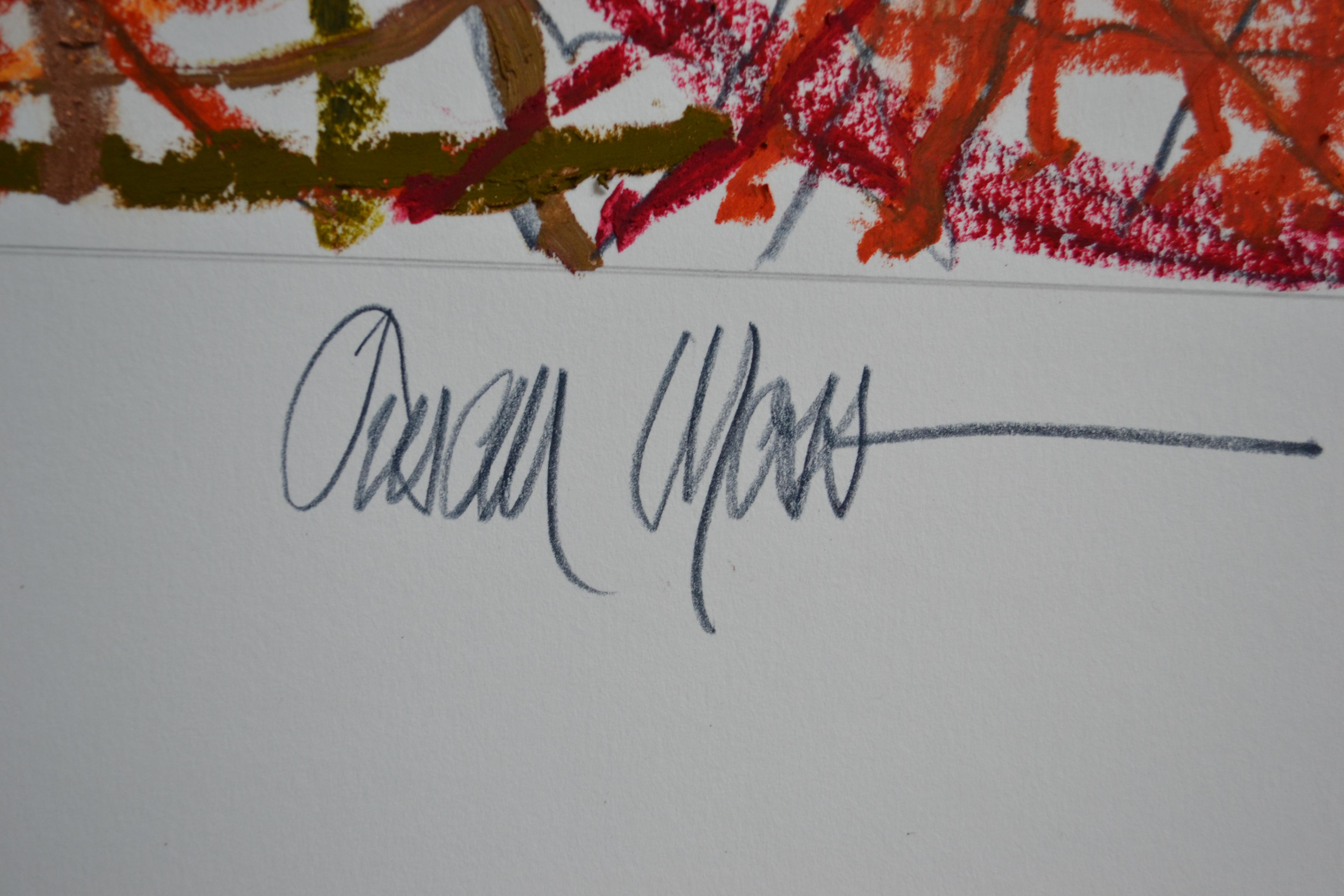 susan Moss's Signature