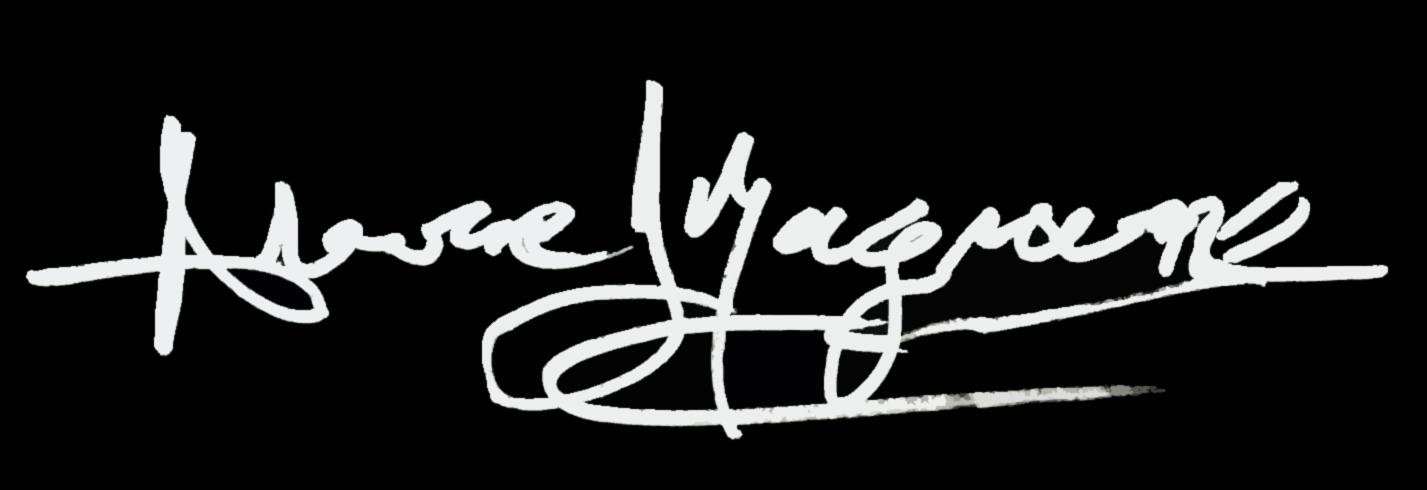 Bruce Magrane's Signature