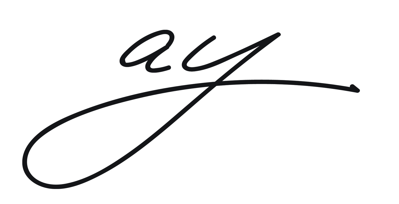 Amanda Yeung's Signature