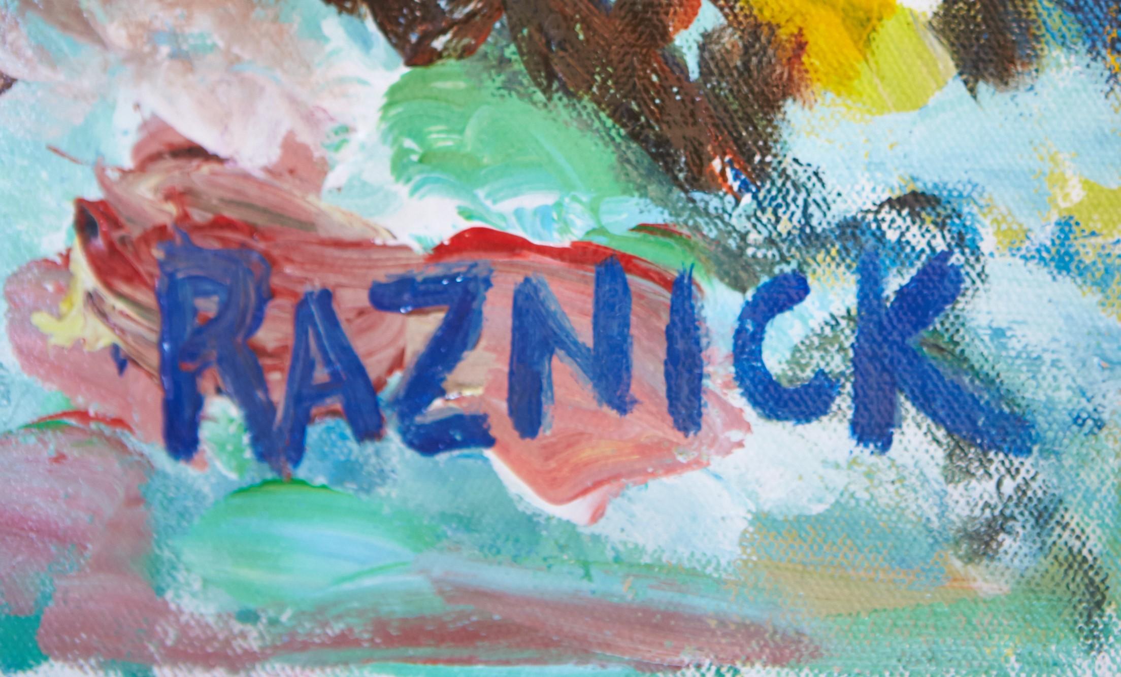Robin Raznick's Signature