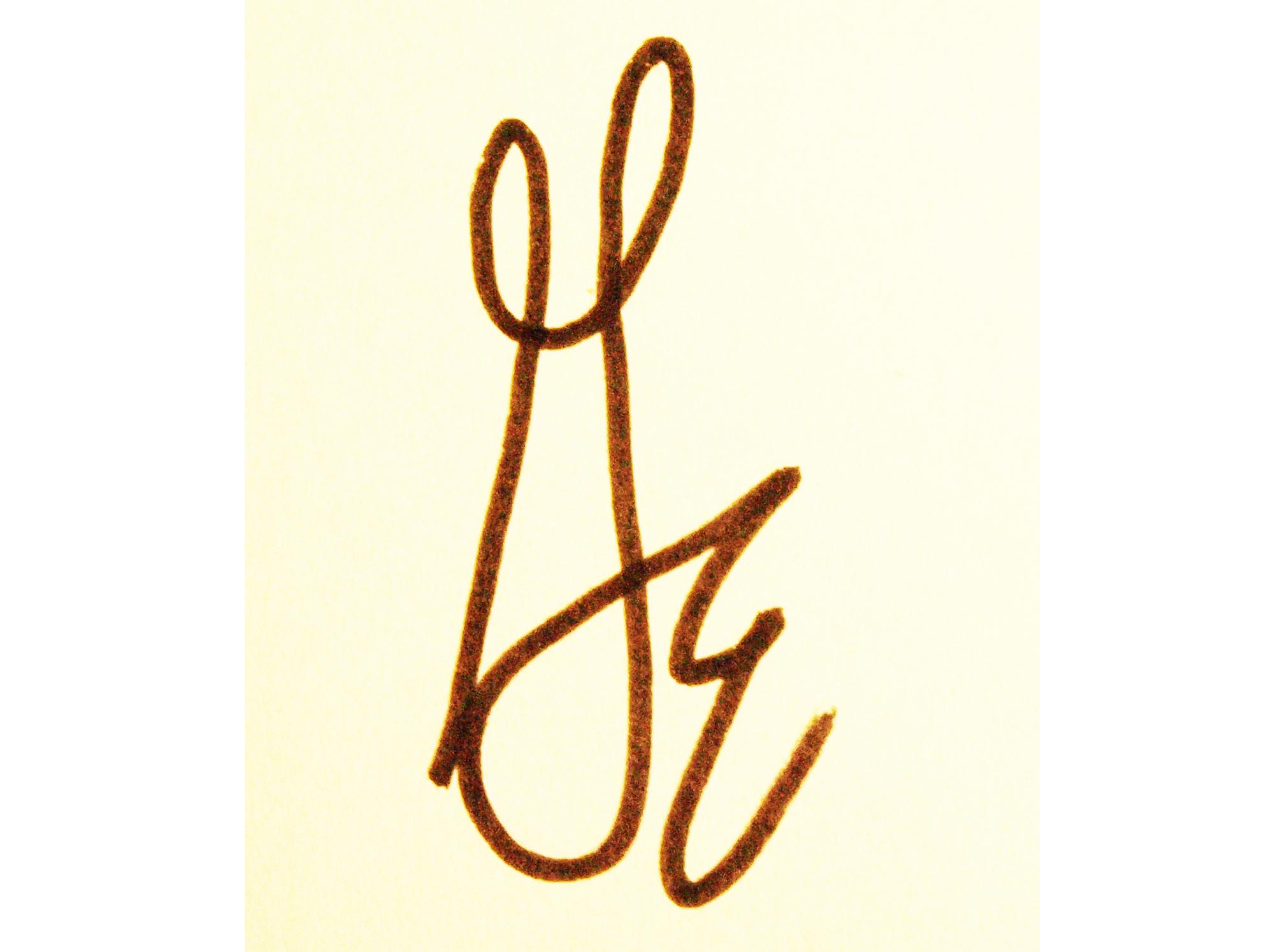 George Marlowe's Signature
