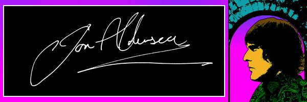 Jon Aldersea's Signature