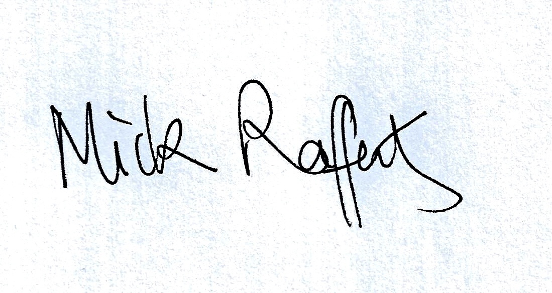 Michael Rafferty's Signature