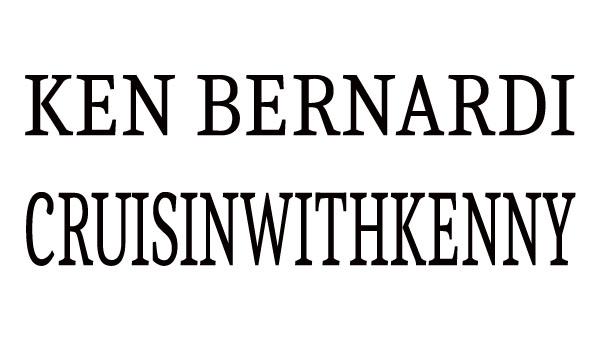 cruisinwithkenny bernardi's Signature