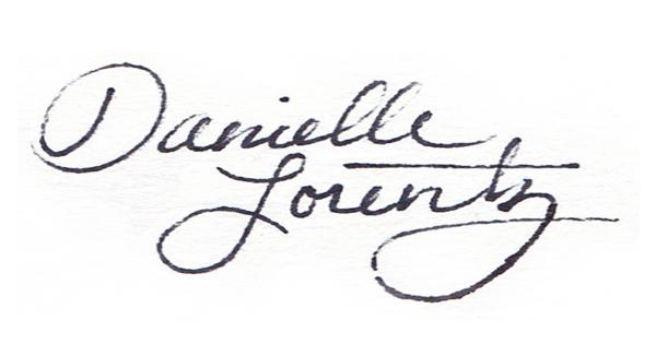 Danielle Lorentz's Signature