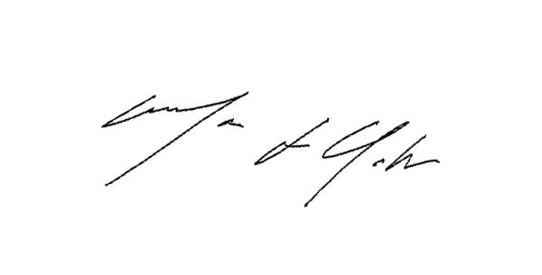 Megan Yohn's Signature