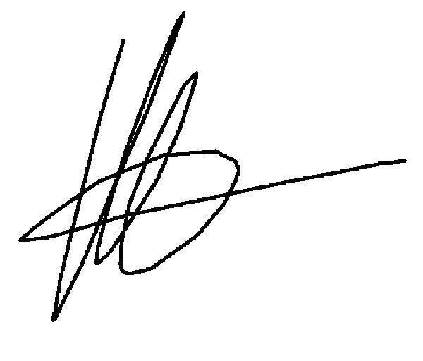 Yo-Xarek Wolter's Signature