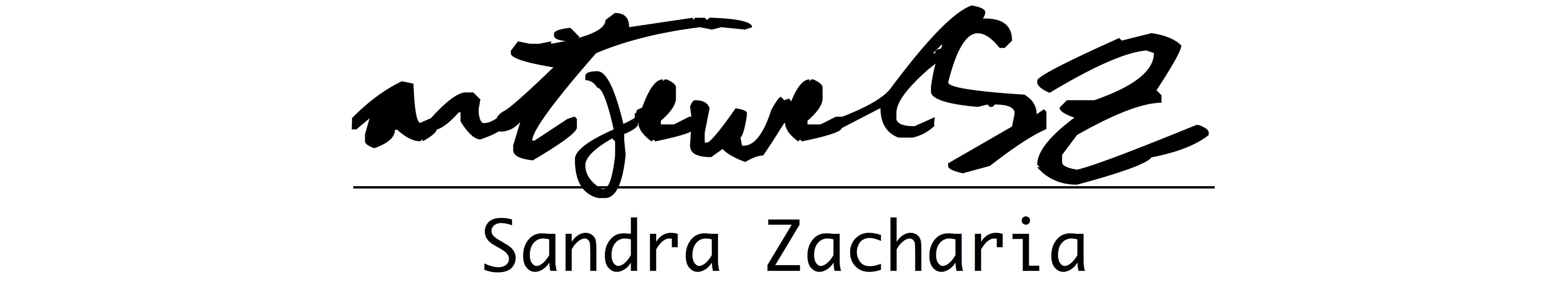 Sandra Zacharia's Signature