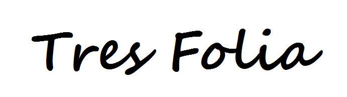 Tres FOLIA's Signature