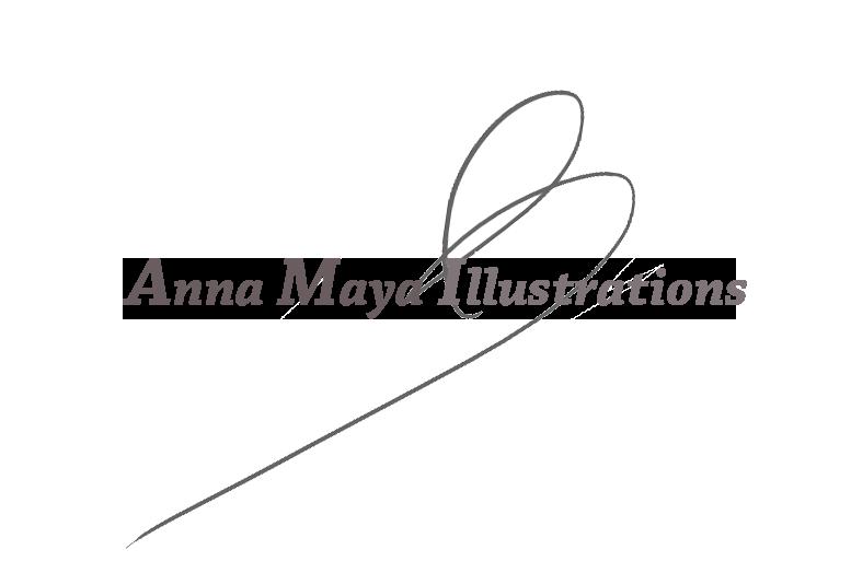 Anna Maya's Signature