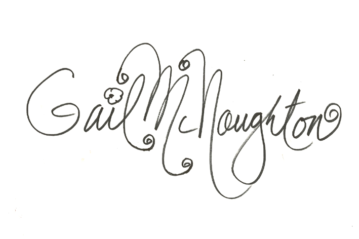 Gail McNaughton's Signature