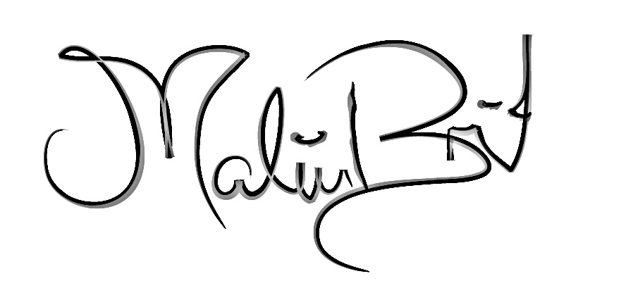 Malin Brit's Signature